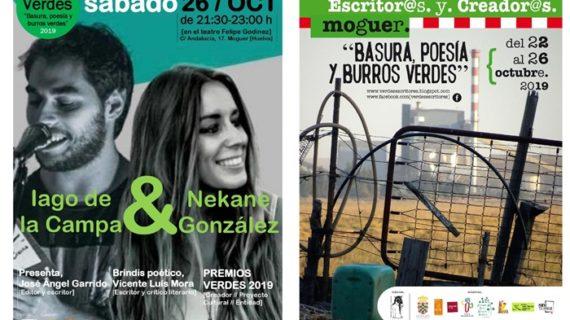 Moguer acogerá el Encuentro de Verdes Escritores y Creadores