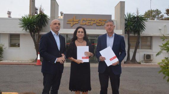 Palos de la Frontera y la Fundación Cepsa renuevan su convenio de colaboración