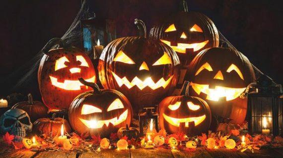 Trigueros celebra de forma especial la fiesta de Halloween