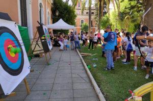 El Club Asirio estuvo presente en la III Feria del Deporte.