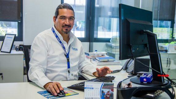 """Jaime Macías, director de Seguridad de MATSA: """"La seguridad es lo más importante, por delante de la producción o los aspectos financieros"""""""