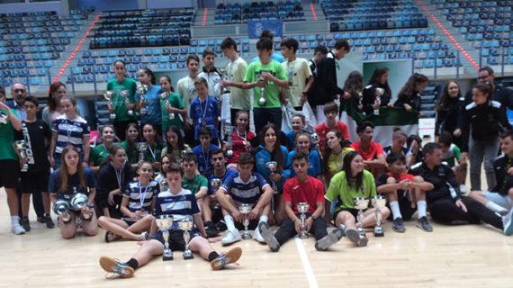 Bádminton de alto nivel en el Máster Jóvenes 'Ciudad de Huelva' disputado este fin de semana en el Palacio de Deportes 'Carolina Marín'