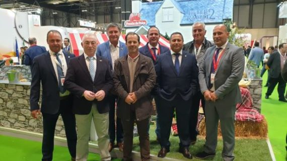 Las entidades onubenses, presentes en Fruit Attraction