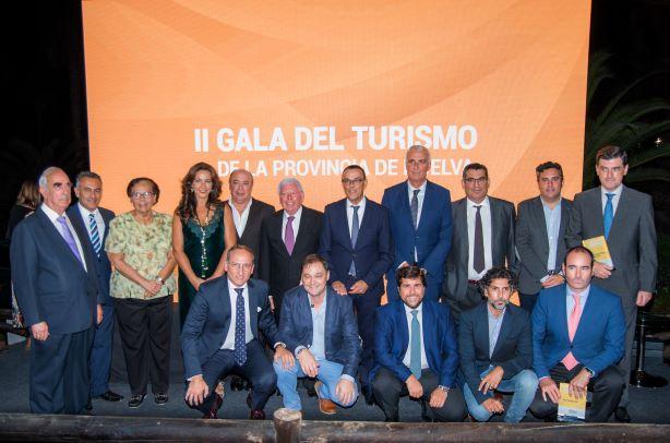 Islantilla acoge la celebración de la II Gala del Turismo de Huelva