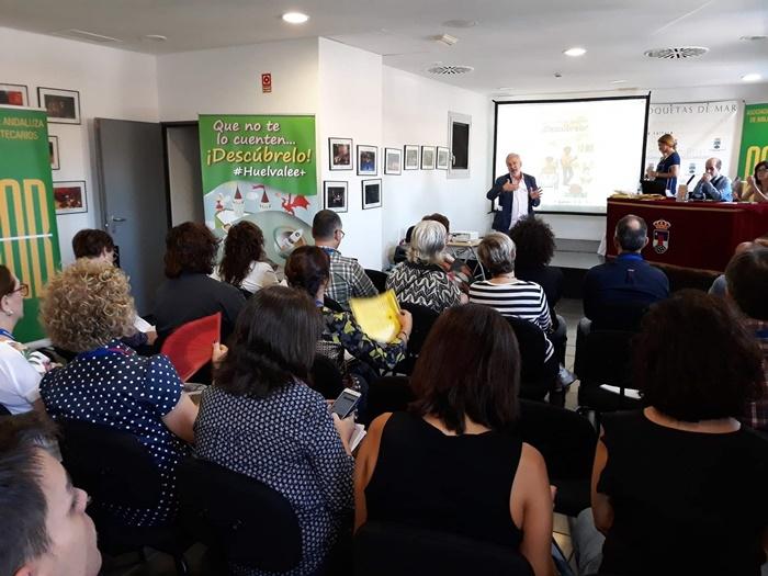 La campaña provincial #Huelvalee+, ejemplo para el fomento de la lectura