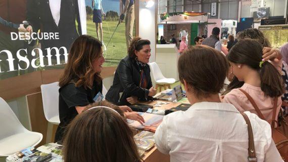 Huelva muestra su oferta turística de interior en la Feria Tierra Adentro de Jaén