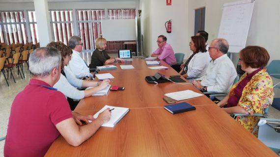 Profesionales del Infanta Elena y los distritos sanitarios ultiman el nuevo Plan de Atención a Pacientes Crónicos