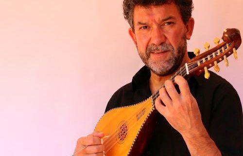José Luis Pastor continúa llevando el nombre de Huelva a escenarios de todo el mundo con su cuerda pulsada medieval