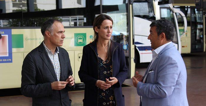 La Junta destina 1,2 millones de euros a la rehabilitación integral de la Estación de Autobuses de Huelva
