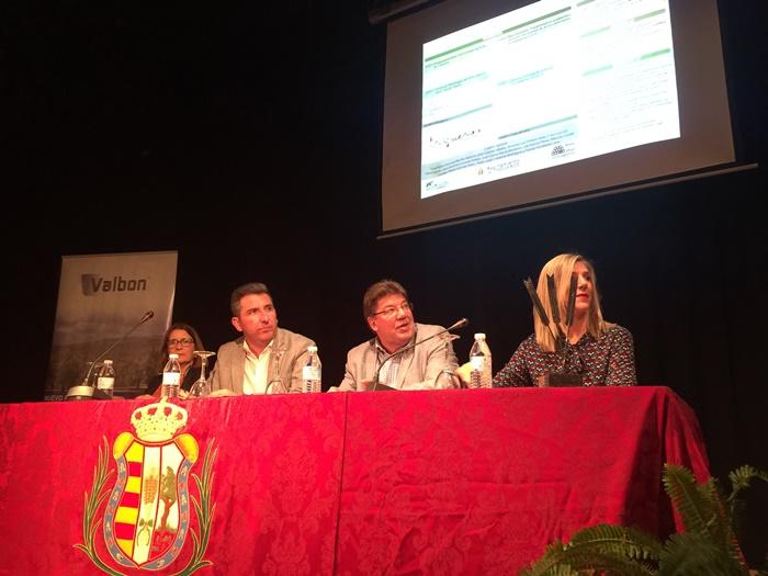 La XXIV Jornada Agrícola de Trigueros sirve para informar y debatir sobre aspectos de interés para el sector