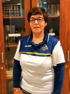 María Eugenia Lorenzo, nueva presidenta del Bádminton IES La Orden.