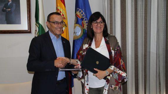 UHU y Diputación renuevan su alianza por el desarrollo de la 'Cátedra Juan Ramón Jiménez'