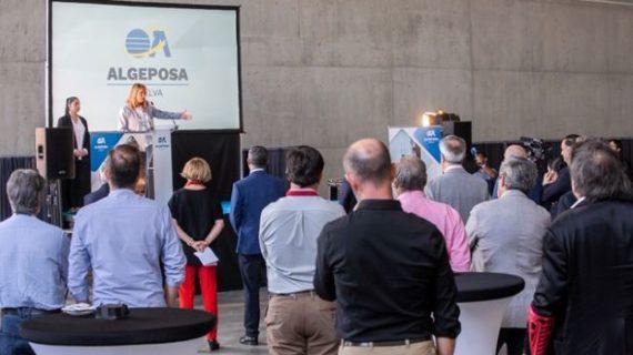 Algeposa amplía sus instalaciones en el Puerto de Huelva para aumentar su capacidad