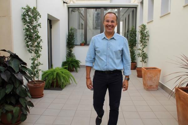 Miguel Angel Curiel: 'En breve la Mancomunidad del Condado estará completa'