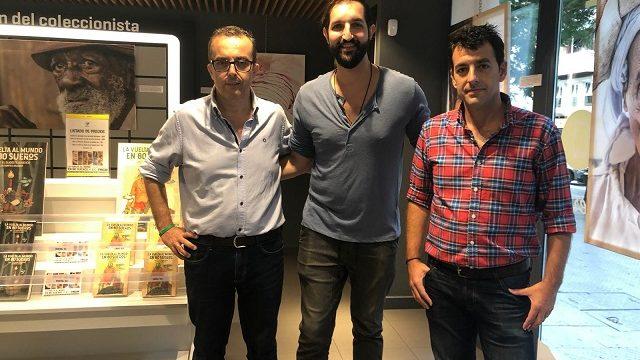 """El onubense Luis Benítez Delgado estrena la exposición de fotografía """"La vuelta al mundo en 80 sueños"""""""