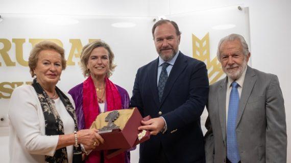 El Otoño Cultural reconoce a José Luis García Palacios con el Premio OCIb