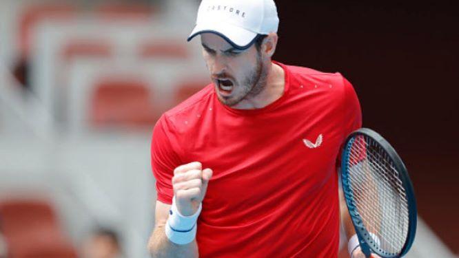 Andy Murray vence a Cameron Norrie para llegar a cuartos de final del Abierto de China