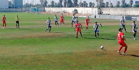 Un atractivo Atlético Onubense-Cartaya se adelanta a la tarde del sábado en la División de Honor Andaluza (16:30)