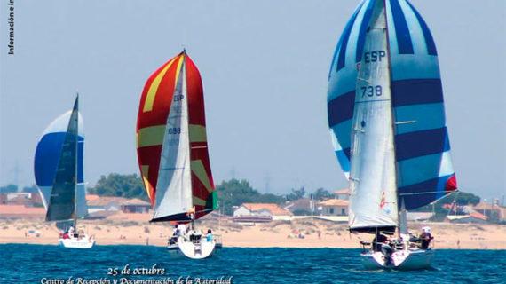 La II Regata 'William Martin el legado inglés' contará en esta edición con el patrocinio del Puerto de Huelva