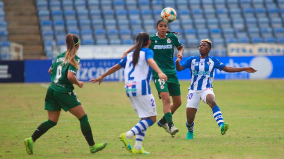 El Sporting Huelva buscará este domingo (13:00) en Las Gaunas una victoria balsámica ante el EF de Logroño