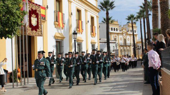 El Ayuntamiento de La Palma del Condado dedicará una plaza a la Guardia Civil