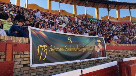 La Guardia Civil celebra las XIV Jornadas de Puertas Abiertas para todos los onubenses