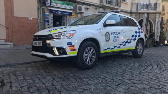 La Policía Local de Huelva renueva su flota con ocho nuevos vehículos