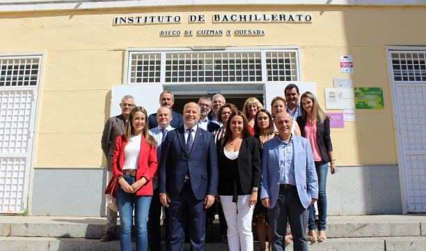 El IES Diego de Guzmán y Quesada, único centro onubense que ofertará el Bachillerato Internacional en el curso 2020/21