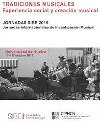 La UHU acogerá el 16 y 17 de octubre las Jornadas Internacionales 'SIBE 2019' sobre las tradiciones musicales del mundo