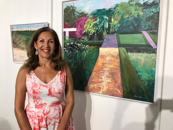 Desde Ayamonte a Sevilla, el viaje del 'Caleiodoscopio' de Ana Feu