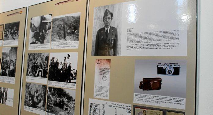 Llega a la Casa Colón la muestra 'China-España 2018-2019. Brigadistas chinos en la Guerra Civil Española'