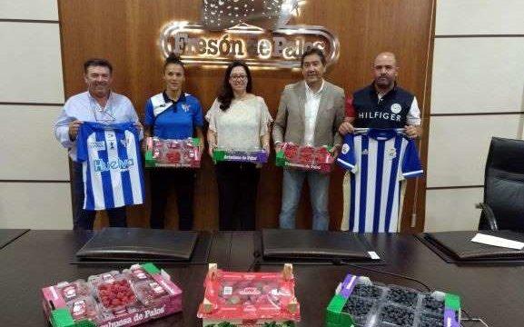 Fresón de Palos colaborará con el Recreativo y el Sporting Club de Huelva