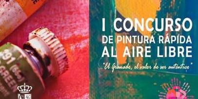 El Granado organiza su I Concurso de Pintura Rápida al Aire Libre