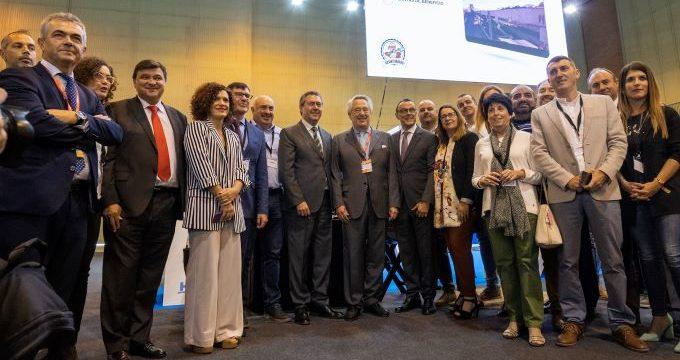 Empresas onubenses participan en el III Salón Internacional de la Minería