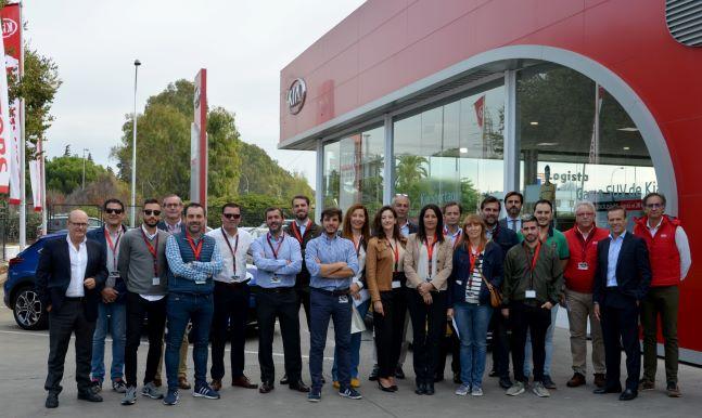 Veyser presenta su nuevo Kia XCeed en Huelva