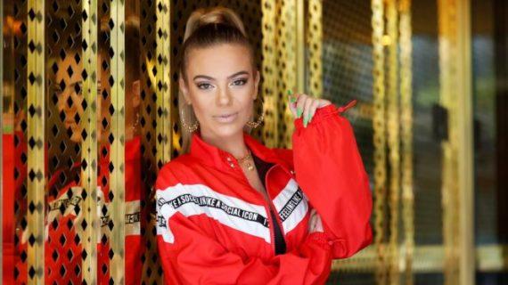 La cantante ayamontina María Isabel participará en 'Tu cara me suena' de Antena 3