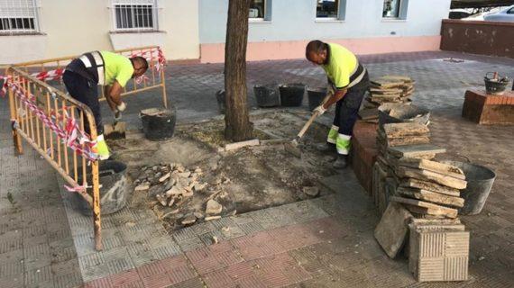 La capital albergó durante el mes de agosto un total de 63 obras de mantenimiento
