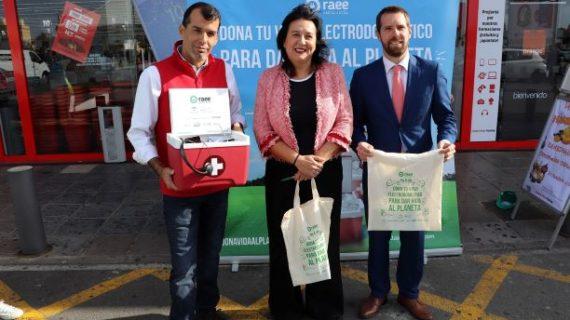 Huelva apoya la campaña 'Dona vida al planeta'