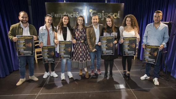 La Fundación Cajasol presenta el XIII Ciclo de Jóvenes Flamencos de Huelva: talento sobre las tablas