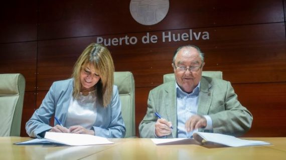 El Puerto de Huelva colaborará con el Banco de Alimentos