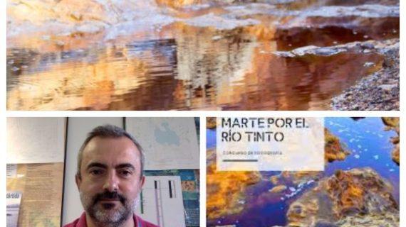 """Felipe Gómez, investigador del CSIC-INTA: """"Las singularidades del río Tinto han hecho que sea conocido a nivel mundial"""""""