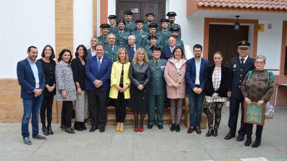 San Juan del Puerto se suma a la celebración del 175 aniversario de la fundación de la Guardia Civil