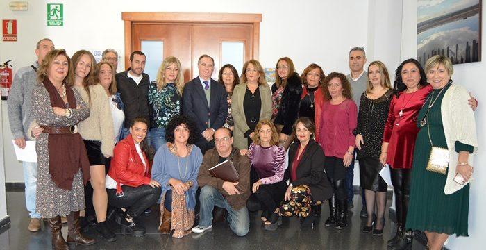 Finaliza con éxito en San Juan del Puerto el Taller de Empleo 'Gestionali@'