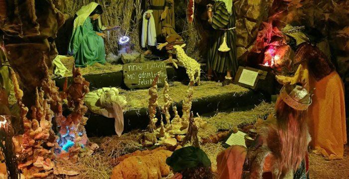 La mágia de la Navidad vuelve a Santana de Cambas con un apasionante escenario a gran escala