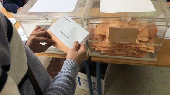 Un sondeo de RTVE da 3 diputados a PSOE, 1 a PP y 1 a Vox en la provincia de Huelva
