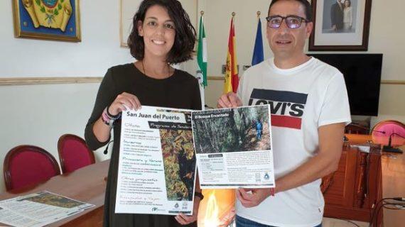 San Juan del Puerto organiza un senderismo por la ruta serrana 'El Bosque Encantado'