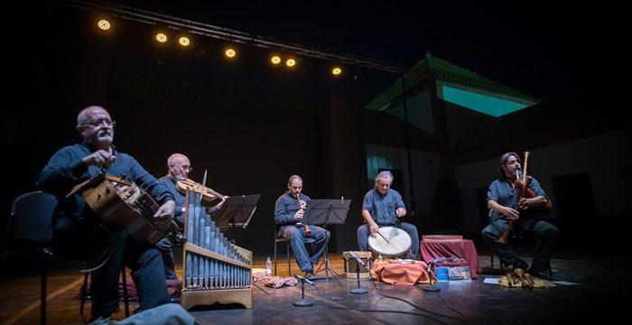 Eliades Ochoa, el grupo 'Artefactum' y la Banda Nuestra Señora de la Cinta ponen música esta semana al OCIb