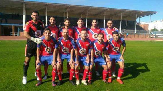 Empate en el Isla Cristina-Aroche y del Cartaya en el feudo del San José en la División de Honor Andaluza