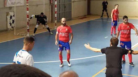 San Juan FS, Galaroza Helvetia FS y CD Villalba FS juegan el sábado sus partidos de la Tercera División de fútbol sala