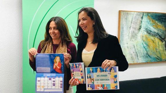 Doce mujeres andaluzas protagonizan el calendario coeducativo del IAM